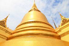 Free Wat Phra Keaw Royalty Free Stock Photos - 19724158