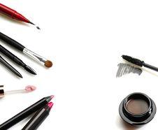 Free Set Of Cosmetics Stock Photos - 19724613