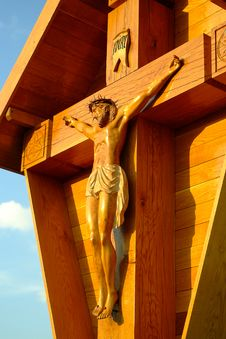 Free Crucifix Royalty Free Stock Photography - 19724897
