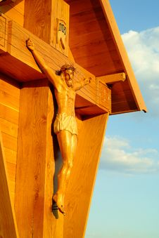 Free Crucifix Royalty Free Stock Photography - 19724907