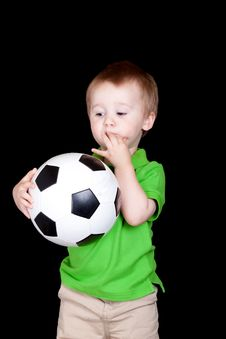 Free Soccer Time Royalty Free Stock Photography - 19725417