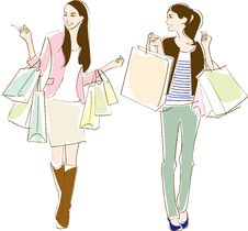 Free Shopping Stock Images - 19727884