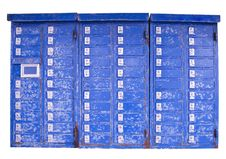 Free Old Post Boxes Royalty Free Stock Images - 19727949