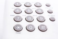 Free Phone Keypad Royalty Free Stock Images - 19728269