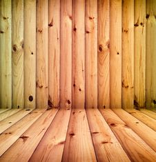 Free Vintage Wooden Room Stock Photos - 19728273