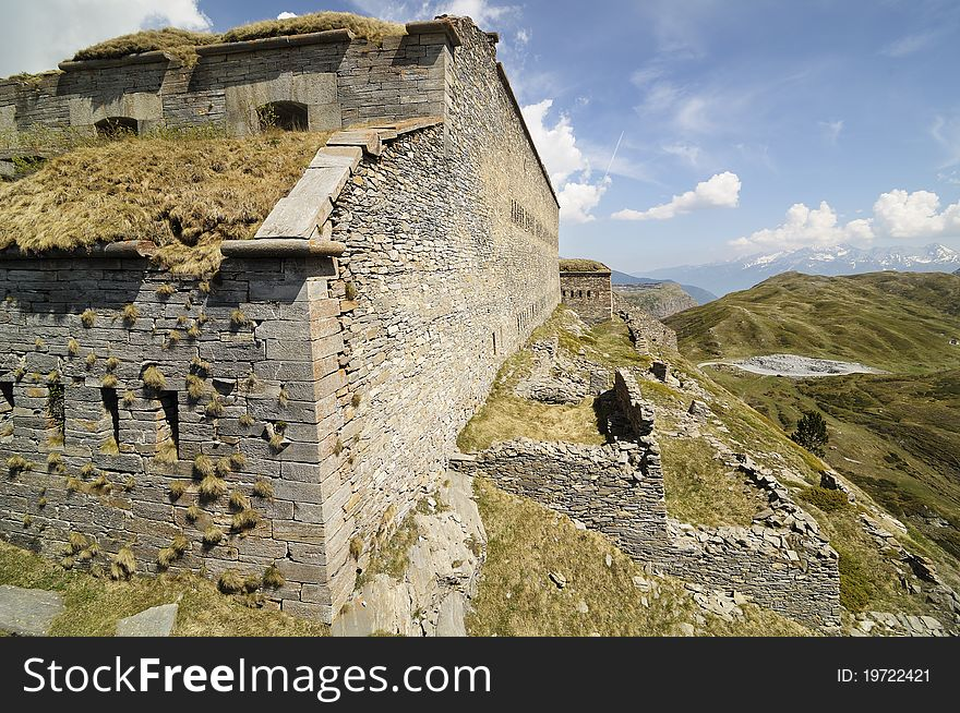 Varisello Fortress