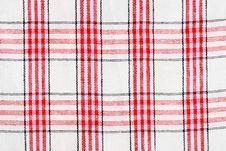 Free Checkered Tablecloth Stock Photos - 19731393