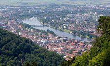 Free City Of Heidelberg Royalty Free Stock Images - 19732629