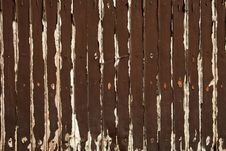 Free Brown Old Wooded Wall Royalty Free Stock Photography - 19732977