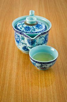 Free Chinses Tea Royalty Free Stock Photos - 19733518