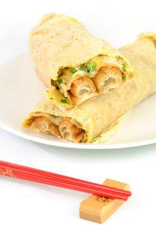 Free Chinese Pancakes Stock Photography - 19734822
