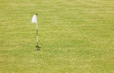 Free Golf Putting Green Royalty Free Stock Photos - 19734898