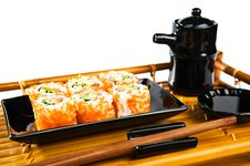 Free Japanese Sushi Stock Photos - 19735403