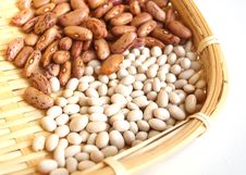 Free Beans Royalty Free Stock Photography - 19735887