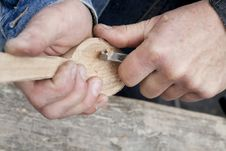 Free Wood Carving Stock Image - 19735921