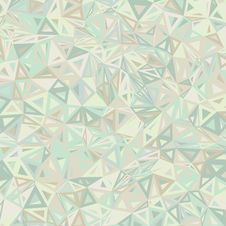Free Vintage Old Abstract Triangle Ornament. EPS8 Royalty Free Stock Image - 19736146
