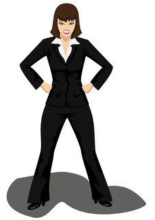 Free Businesswoman Stock Photos - 19736703