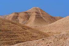 Free Scenic Mountain In Stone Desert Stock Image - 19739361