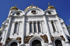 Free Christ The Saviour Cathedral Royalty Free Stock Photos - 19739678