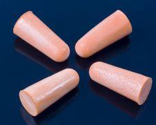 Free Foam Ear Plugs Stock Photos - 19748883