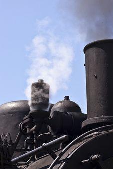 Free Steam Whistle Stock Photo - 19749160
