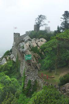 Free Moors Fortress Royalty Free Stock Photo - 19749425