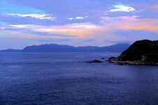 Free The Beauty Of Taiwan`s North Coast Is An Eroded Coast With Large Undulations Stock Photography - 197409262