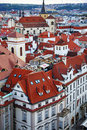 Free Roofs Of Prague Stock Images - 19751734