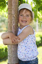 Free Little Girl In The Park Royalty Free Stock Photography - 19753317