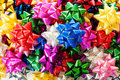 Free Pile Of Bows 1 | Background Royalty Free Stock Images - 19755689