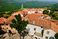 Free Hill Top Town In Croatia Stock Images - 19758684