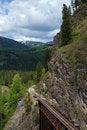 Free Mountain Trestle Stock Photo - 19758740