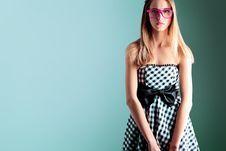 Free Smart Girl Stock Photography - 19750012
