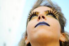 Free Make Up Girl Stock Photos - 19750223