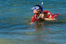 Free Snorkel Stock Photos - 19750743