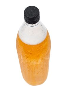 Free Plastic Bottle Of Beer Royalty Free Stock Images - 19751119
