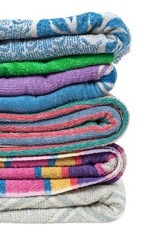 Free Towels Stock Photo - 19751180
