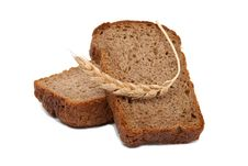 Free Sliced Bread With Ear Stock Photography - 19751232