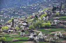 Free Tibetan Villages Stock Photos - 19751883