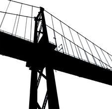Free Lion Gate Bridge Vancouver Stock Image - 19751981