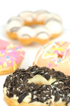 Free Donuts Stock Images - 19752324