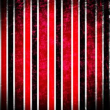Stripes On Grunhe Background Royalty Free Stock Images