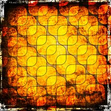 Free Squares On The Grunge Background Royalty Free Stock Image - 19752716