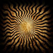 Spiral Grunge Background Stock Photo