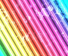 Free Striped Colored Background Royalty Free Stock Images - 19752799