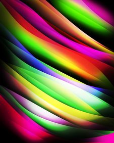 Free Color Lines Royalty Free Stock Photos - 19753018