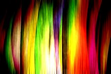 Free Colorful Curtain Royalty Free Stock Photo - 19753045