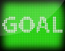 Free Goal Stock Photo - 19753160