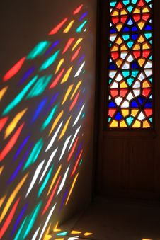 Free Stained-glass Window Stock Images - 19753584