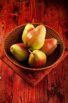 Free Forelle Pears Stock Photo - 19753670